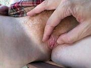 L'image de la vidéo : Rousse en sextape ...