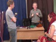 L'image de la vidéo : Triolisme d'un ...