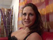 L'image de la vidéo : Dilation anale ...